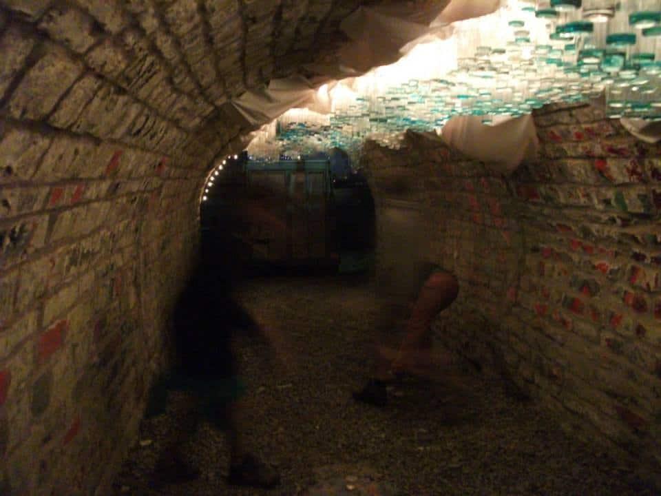 bottle tunnel 2