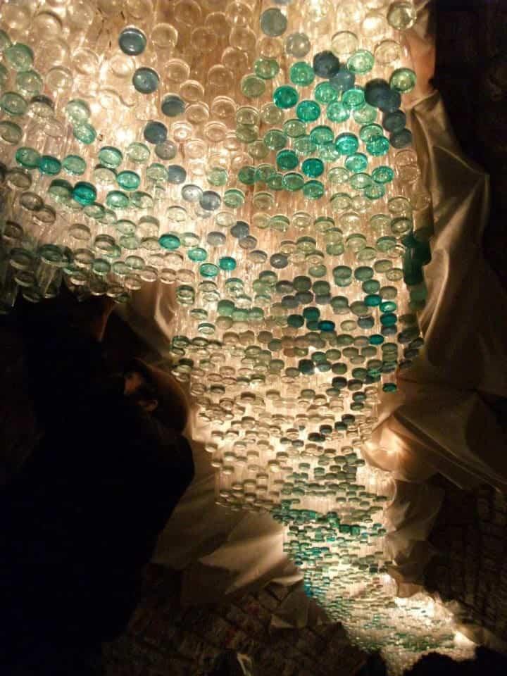 bottle tunnel